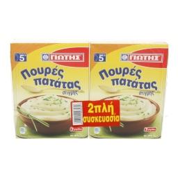 Πουρές Πατάτας Στιγμής 2Χ125 gr