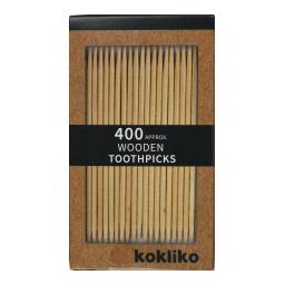 Οδοντογλυφίδες  400 Τεμάχια