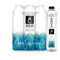 Νερό Φυσικό Μεταλλικό 6x1.5lt