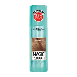 Βαφή Μαλλιών Magic Retouch Brown 75ml + 25% Δώρο