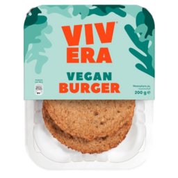 Vegan Burger Παρασκεύασμα Πρωτείνης 200g