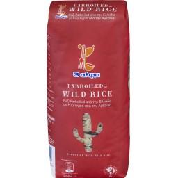 Ρύζι Parboiled με Wild Rice Αμερικής 500gr
