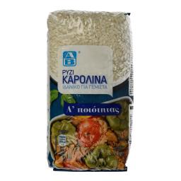 Ρύζι Καρολίνα Ελληνικό 1kg