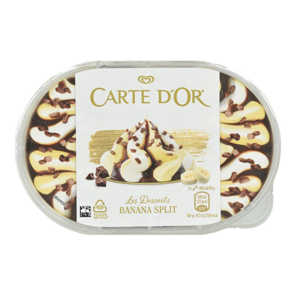 CARTE D'OR