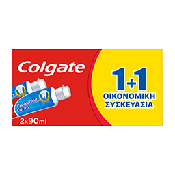 Οδοντόκρεμα Protection Caries 2x90ml 1+1 Δώρο