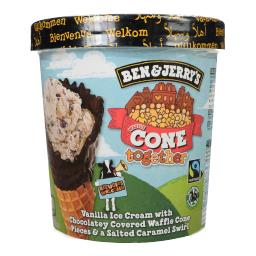 Παγωτό Cone Together 391g
