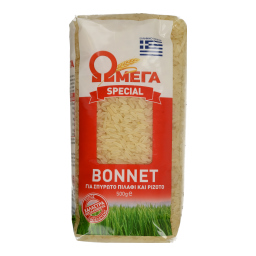 Ρύζι Bonnet Για Πιλάφι & Ριζότο 500 gr