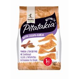 Snack Πιτατάκια Φουρνιστά Μαύρη Ζάχαρη & Κανέλα 70gr
