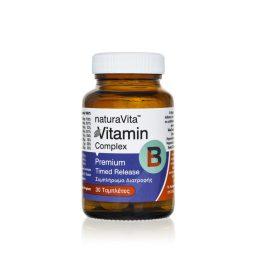 Συμπλήρωμα Διατροφής Βιταμίνη B Complex 30 Τεμάχια