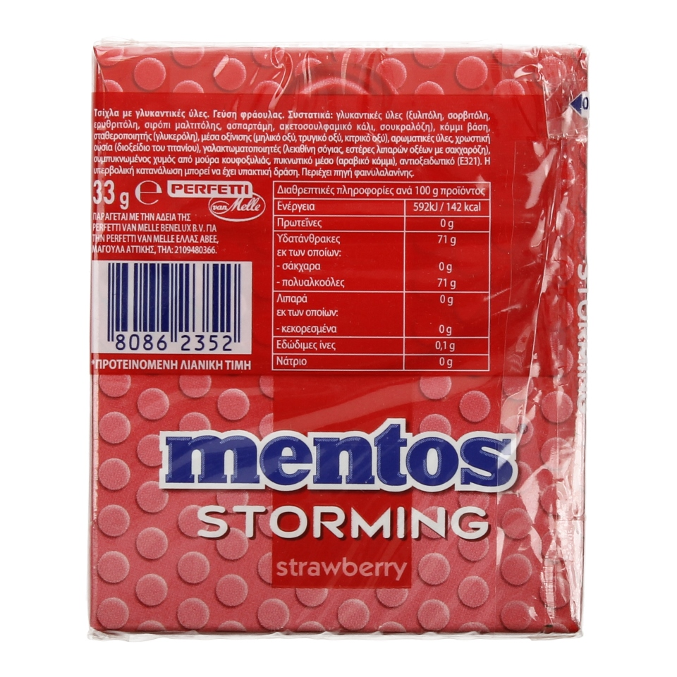 MENTOS-STORMING