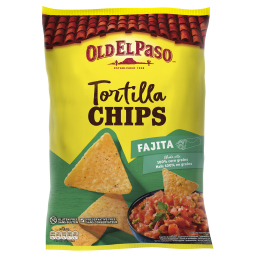 Tortilla Chips Fajita 185gr