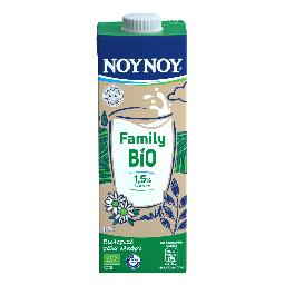 Γάλα Family Bio Αγελαδινό Ελαφρύ 1lt