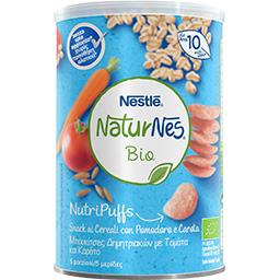 Μπουκίτσες Δημητριακών Τομάτα Καρότο 35gr