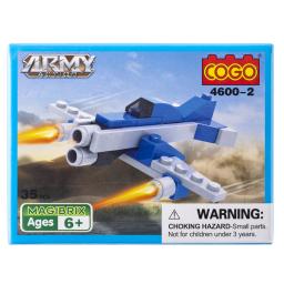 Παιχνίδι Τουβλάκια Army Action 1 Τεμάχιο