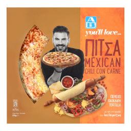 Πίτσα Mexican Chili Con Carne 575g
