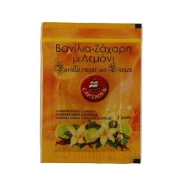 Βανίλια Με Ζάχαρη & Λεμόνι 10 gr