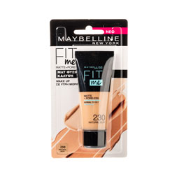 Make-up Fit Matte FDT 230 Natural Buff  30 ml