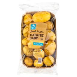 Πατάτες Baby Πλυμένες Κύπρου 750 gr