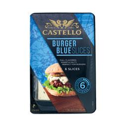 Τυρί Burger Μπλέ Δανίας Φέτες 150g