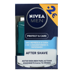 After Shave Protect & Care 2σε1 100ml Έκπτωση 2Ε