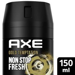 Αποσμητικό Spray Gold Temptation 150ml
