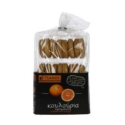 Κουλούρια Γλυκά Πορτοκάλι 300g