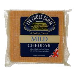 Τυρί Ημίσκληρο Cheddar Κίτρινο 200g