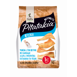 Snack Πιτατάκια Φουρνιστά Αλάτι 70gr