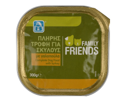 FAMILY FRIENDS