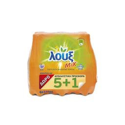 Αναψυκτικό Mix Φιάλη 6 X 330ml (5+1 Δώρο)