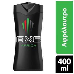 Αφρόλουτρο Africa Μανταρίνι & Σανδαλόξυλο 400ml