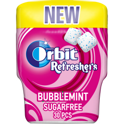 Τσίχλες Refreshers Bubblemint 67g