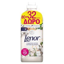 Συμπυκνωμένο Μαλακτικό Fleur De Coton 80+32 Μεζούρες Δώρο