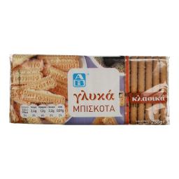 Μπισκότα Γλυκά Κλασικά 250g