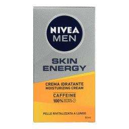 Κρέμα Προσώπου Ενυδατική Men Skin Energy 50ml