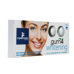 Τσίχλα Gum4 Whitening Μέντα 16g