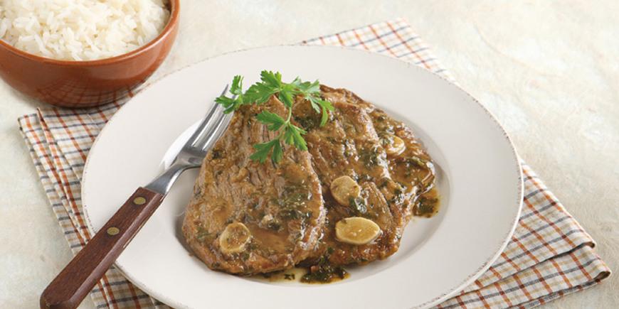 Sofrito Corfu Dish