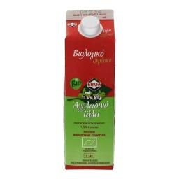 Γάλα Αγελαδινό Βιολογικό Ελαφρύ 1lt