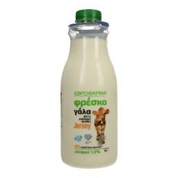Φρέσκο Γάλα Ελαφρύ Jersey 1,5% Λιπαρά 1 lt