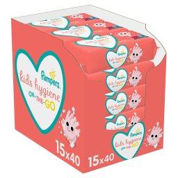Μωρομάντηλα Kids Hygiene 15x40 Τεμάχια
