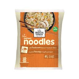 Noodles Μανιτάρια Νιφάδες Μανιταριού 87g