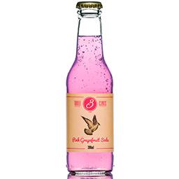 Αναψυκτικό Pink Grapefruit Soda 200ml