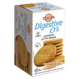 Μπισκότα Digestive 0% Ζάχαρη 220g