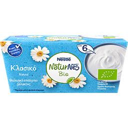 Επιδόρπιο Γάλακτος bio Κλασσικό  2 X 90 gr