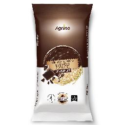 Ρυζογκοφρέτες Με Μαύρη Σοκολάτα 60gr