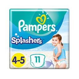 Πάνες βρακάκι Μαγιό Μωρού Splashers Νο4-5 9-15kg 11 Τεμάχια
