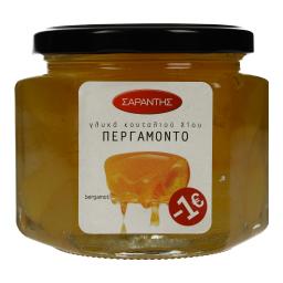 Γλυκό Κουταλιού Περγαμόντο 453gr (-1E)