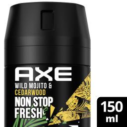Αποσμητικό Spray Wild Mojito 150ml