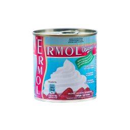 Σαντιγί Φυτική Κρέμα Ermol Creamy Χωρίς Ζάχαρη 250g