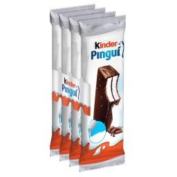 Κέικ Pingui Γάλα & Σοκολάτα 4x30g